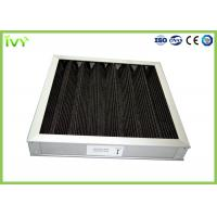 Buy cheap Odor Reduction HVAC Air Filters , Activated Carbon Filter For Air Purification from wholesalers