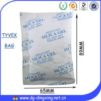 Buy cheap High Absorption Ability Food Grade Silica Gel Tyvek Bag Silica Gel Desiccant Packs from wholesalers