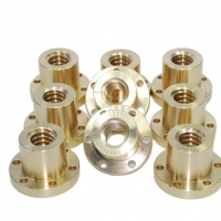 Buy cheap Turned Brass CNC Machining Parts from wholesalers