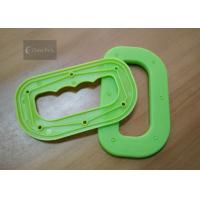 Buy cheap PE Snap - Type Plastic Bag Handles Confortable For Hevavy Rice Bags product