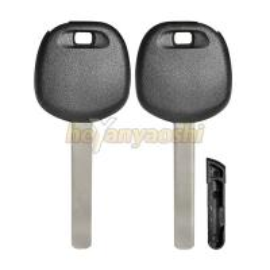 Buy cheap Hottest Replacement Key Case Toyota Transponder Key Shell TOY51 Key Blade Key Blank product
