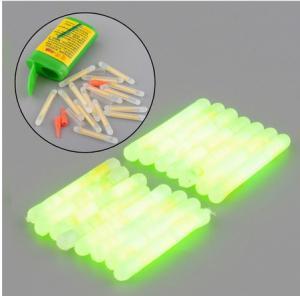 Buy cheap New 15X Fishing Fluorescent Lightstick Light Night Float Rod Lights Dark Glow Stick from Wholesalers
