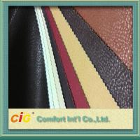 Buy cheap Non - Fading Embossed PVC Artificial Leather Material / For ArmChair , CE REACH Approval product