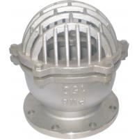 Buy cheap 316L Stainless Steel Flanged Foot Valve For Water Pump or Bottom of Tank from wholesalers
