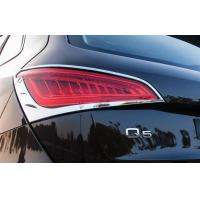 Buy cheap Audi Q5 2013 2014 Car Headlight Covers , Chrome Tail Light Cover from wholesalers