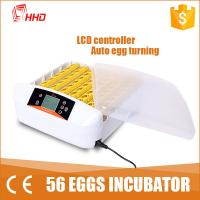 Buy cheap New arrival! 98% hatching rate CE approved 56 egg incubator price for home use YZ-56S from Wholesalers