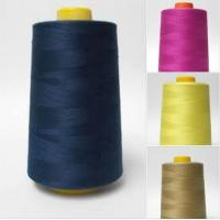 Buy cheap 20s/2 30s/2 40s/2 100% spun polyester sewing thread 5000yds plastic cone from wholesalers