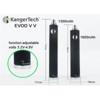 Buy cheap 2014 newest original Kanger EVOD VV Battery 1300mAh with best price from wholesalers