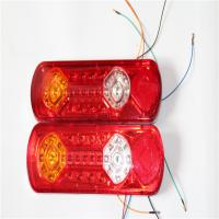 Buy cheap High Performance Led Rear Tail Lights Motorcycle , Automotive Led Work Light from wholesalers