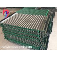 Buy cheap Stainless Steel Oilfield Shaker Screen , Oil Mud Vibrating Screen from wholesalers