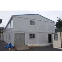 Buy cheap light steel structure eps sandwich panel container house for portable restaurant buildings from wholesalers
