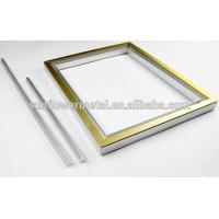 Buy cheap 2018 Extruded custom aluminum products, Top quality cheap aluminum photo frame for hot sale from wholesalers