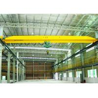 Buy cheap 5 ton 10 ton  EOT Single Girder Bridge Crane Max Lifting Height 30m from wholesalers