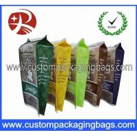 Buy cheap Waterproof Printing Stand Up Plastic Food Packaging Bags / Branded Popcorn Bags from wholesalers