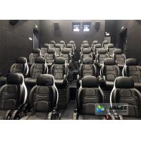 Buy cheap Ultra Durable 5D Movie Theater With Electric High - end System Motion Chair product