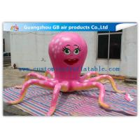 Buy cheap Versatile Giant Inflatable Cartoon Characters Blow Up Octopus Or Squid product
