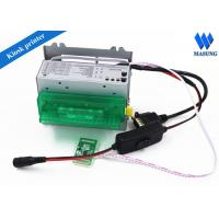 Buy cheap 3 inch USB driver kiosk thermal receipt printer 80mm paper width from Wholesalers