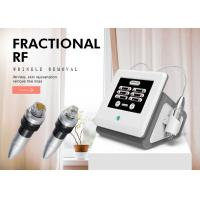 Buy cheap Portable Fractional RF Micro Needle Machine for Wrinkle Removal Face Lifting from wholesalers