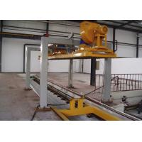 Buy cheap Autoclaved Aerated Concrete Equipment AAC Horizontal Cutting Machine from wholesalers