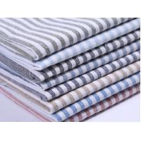 Buy cheap 100% LINEN  YARN DYED FABRIC WITH STRIPE      CWT  #2121 5254 from wholesalers