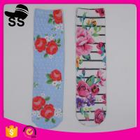 Buy cheap 2017 Rose Flower Online Shopping Daily Life Cheap Nice On Foot Colorful Stockings Long Women Girls Sock from wholesalers