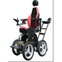 Buy cheap 2016 Lightweight Aluminum Folding lithium battery power electric wheelchair from wholesalers