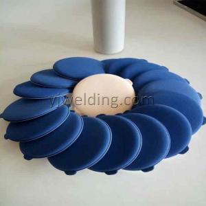 China Makeup sponge /powder puff heat press machine on sale