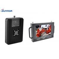 Buy cheap NLOS Wireless COFDM Video Sender Receiver for UAV long range videolink product