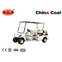 Buy cheap 6 Seater Gas Powered Golf Carts Transport Scooter Golf Cars 40km/h High Speed from wholesalers