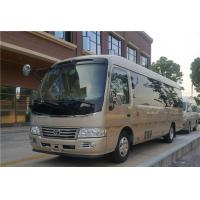 Buy cheap 130 Km/H Max Speed Second Hand Coaster Toyota Brand Gasoline Fuel With 19 Seats product