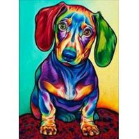 Buy cheap Animal Resin Cross Stitch Kit - Crystals Embroidery - Home Decor Craft 5D DIY Diamond Painting from wholesalers
