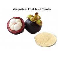 Buy cheap 100% Pure Natural Mangosteen Fruit Juice Powder Good Solubility Healing Burns And Scalds from wholesalers
