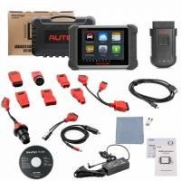 Buy cheap AUTEL MaxiSys MS906BT Advanced Wireless Diagnostic Devices for Android Operating System One Years Free Update Online from wholesalers