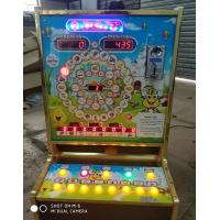 Buy cheap Commercial Vintage Video Slot Machines Coin Pushing Fruit Poker Type from wholesalers