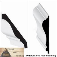 Buy cheap mdf skirting board, MDF skirting profile from wholesalers