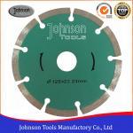 Buy cheap 5 Inch Granite Diamond Stone Cutting Blades 125mm Diamond Tip Circular Saw Blade from wholesalers