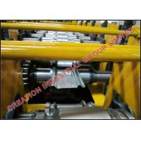 Buy cheap Galvalume Steel Shutter Door Roll Forming Machine with Mitsubishi PLC from wholesalers