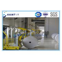 Paper Industry Paper Roll Handling Systems Custom Color With Installations
