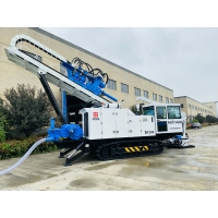 Quality HDD Horizontal Directional Drilling Machine Large Torsion ISO9001 for sale