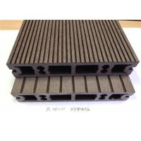 Buy cheap Anti UV Wood Vinyl Composite Flooring , Wood Plastic Composite Decking Board from wholesalers