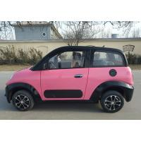 Buy cheap Pink / Blue Electric Golf Carts 220v 4.2kw 2 Seat Electric Car With Front Disc / Rear Drum from wholesalers