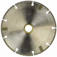 Buy cheap 4 inch Diamond Coated FLAT Tipped Cutting Disc Grinding Wheel Grit 60 Coarse for Angle Grinder Stone Marble Tile Grani from wholesalers