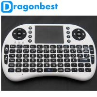 Buy cheap Rii Mini i8 2.4G Wireless Mini Air Mouse Keyboard For Android Smart TV from wholesalers