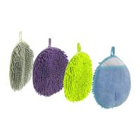 Buy cheap 22x22 cm Microfiber Car Wash Sponge Eco Friendly Scrubber Cleaning Pad from wholesalers