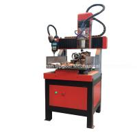 Quality Small 300*300mm 4 Axis CNC Engraving Cutting Machine for sale