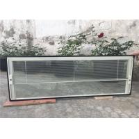 Buy cheap Impact Resistant Blinds Inside Glass Single Double Tempering Coating from wholesalers
