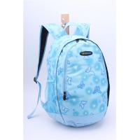 Buy cheap 2016 600D newest Lovely Beautiful flower print book bags for kids from wholesalers