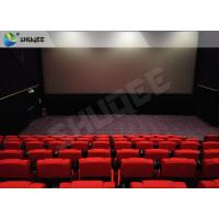 Buy cheap Modren Durable Wireless Home Cinema System Professional Glasses / Powerful Sounds product