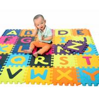 Buy cheap GYM Puzzle Child Soft EVA Foam Play Mat alphabet floor mat DIY Toy floor tile Game from wholesalers