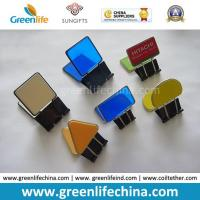 Buy cheap Office Supply Customized Shape Binder Clip W/Logo Printing from wholesalers